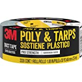 3M Poly & Tarps  Duct Tape, 2330-C, 1.88 Inches by 30 Yards