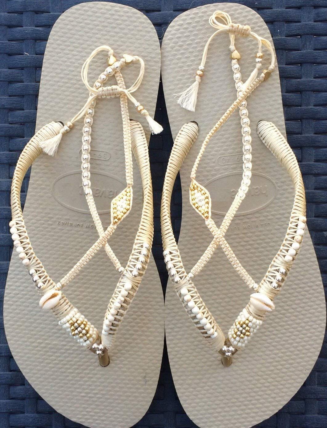 Sandals for Women, Boho Wedding Sandals