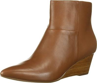 Eneida Wedge Bootie Ankle Boot