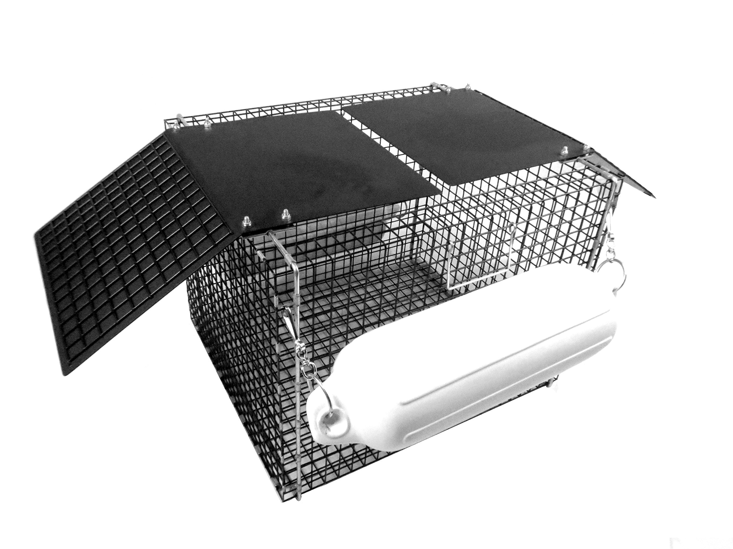 Tomahawk Model 409 - Floating Turtle Trap