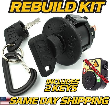 Amazon.com: HD interruptor, Cub Cadet Interruptor de llave ...