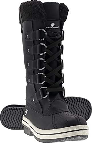 Womens Insulated Snow Boots