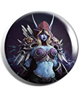 Heroes of the Storm Sylvanas Pin Button