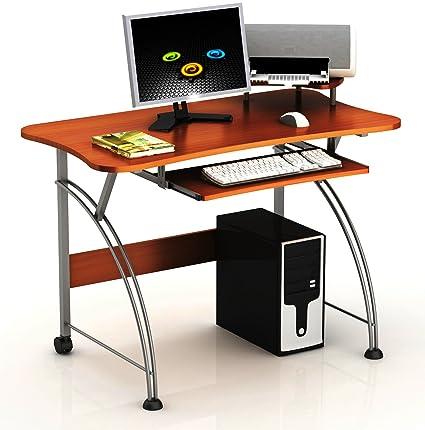 Dark Cherry Computer Desk Altapointe Employee Desk