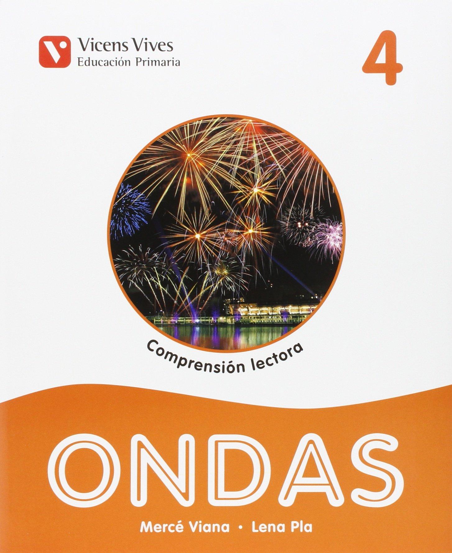 (G).(15).ONDAS 4.COMPRENSION LECTORA (PRIMARIA) pdf epub