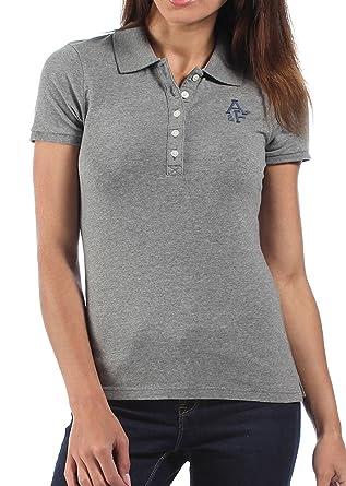 Abercrombie & Fitch - Polo para mujer - Gris claro - XS: Amazon.es ...