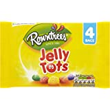 Rowntree's Jelly Tots, 4 x 112g (Pack of 10)