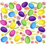 Kangaroos Easter Eggs with Toys Inside (24-Pack)