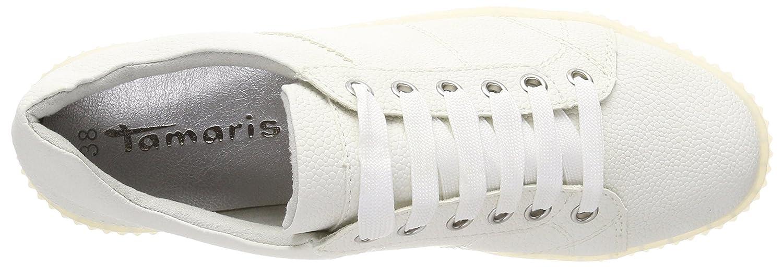 Tamaris Damen 23736 Sneaker Weiß (Weiß) (Weiß) Weiß 2a31dc
