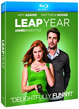 Leap Year 2010 BRRip 480p 300MB Dual Audio ( Hindi – English ) MKV