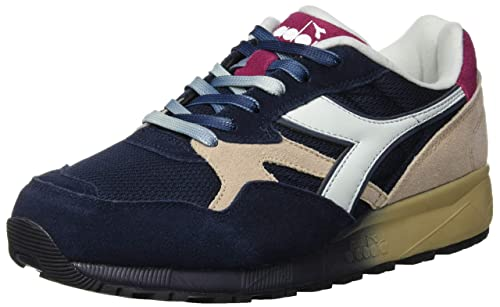 2a070583cdb56 Diadora Adults' N902 Speckled Trainers Blue: Amazon.co.uk: Shoes & Bags
