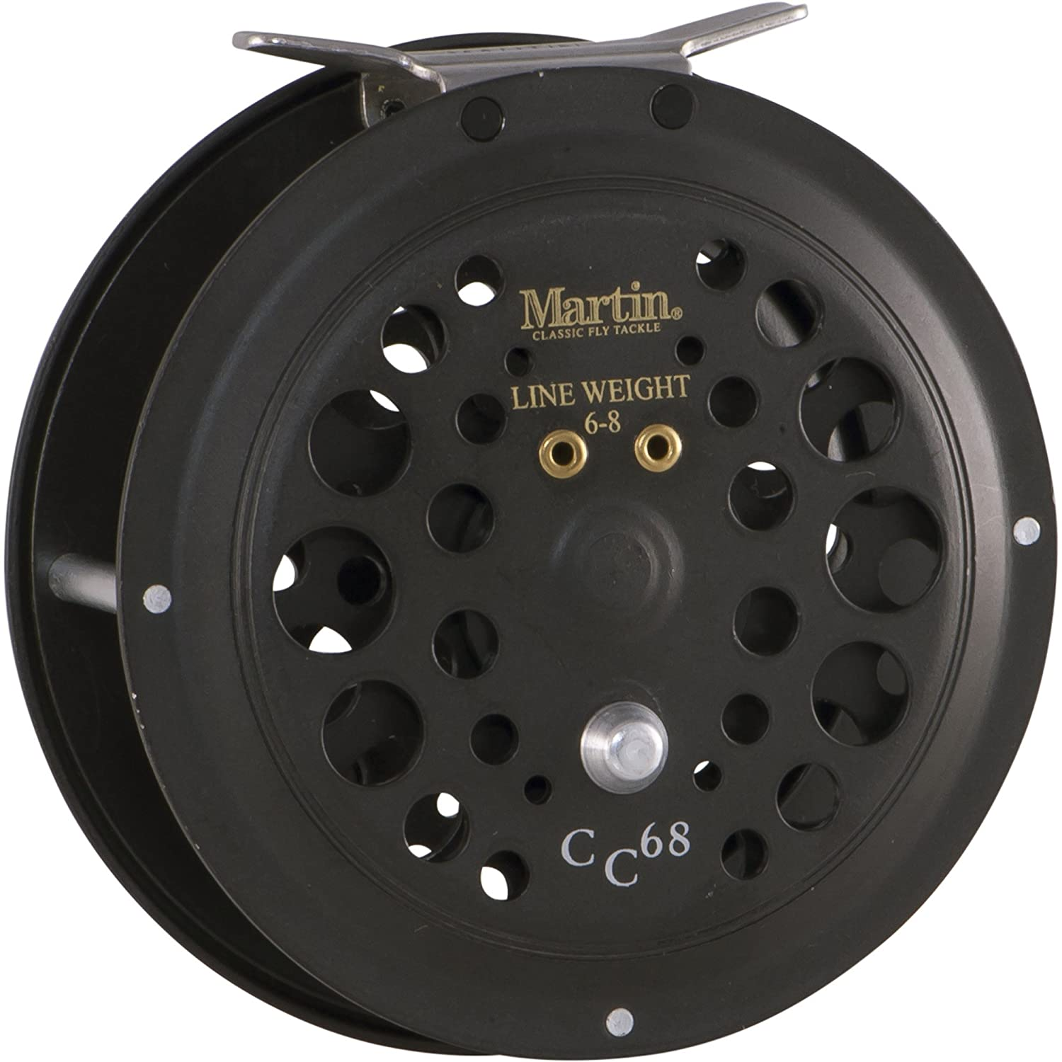 Martin Fly Fishing Caddis Creek Single Action Rim Control Fly Fishing Reel Size 5 6