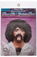 70's Costume Accessory (Facial & Chest Hair) Kit