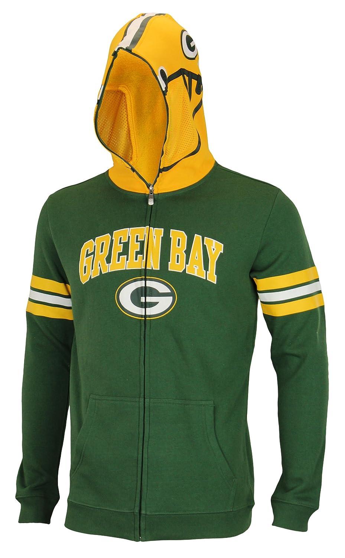 Amazon.com   Outerstuff Youth Boys Novelty NFL Masked Helmet Hooded  Sweatshirt   Sports   Outdoors aef8dbd55