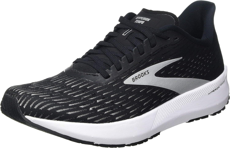 Brooks Hyperion Tempo Black//Silver//White