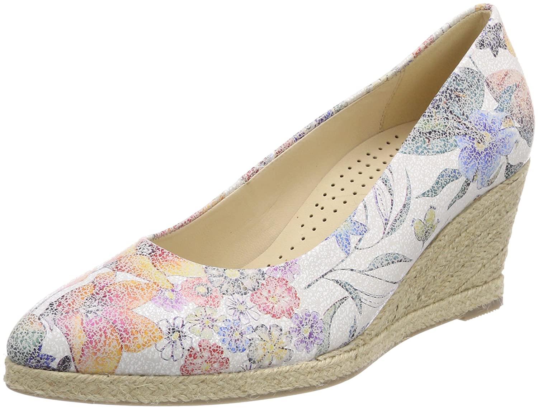 Gabor Shoes Gabor Casual, Zapatos de Tacón para Mujer 35.5 EU Multicolor (Multicolour)