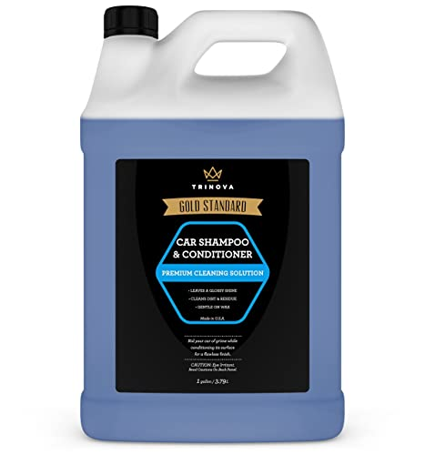 TriNova Car Wash Gallon