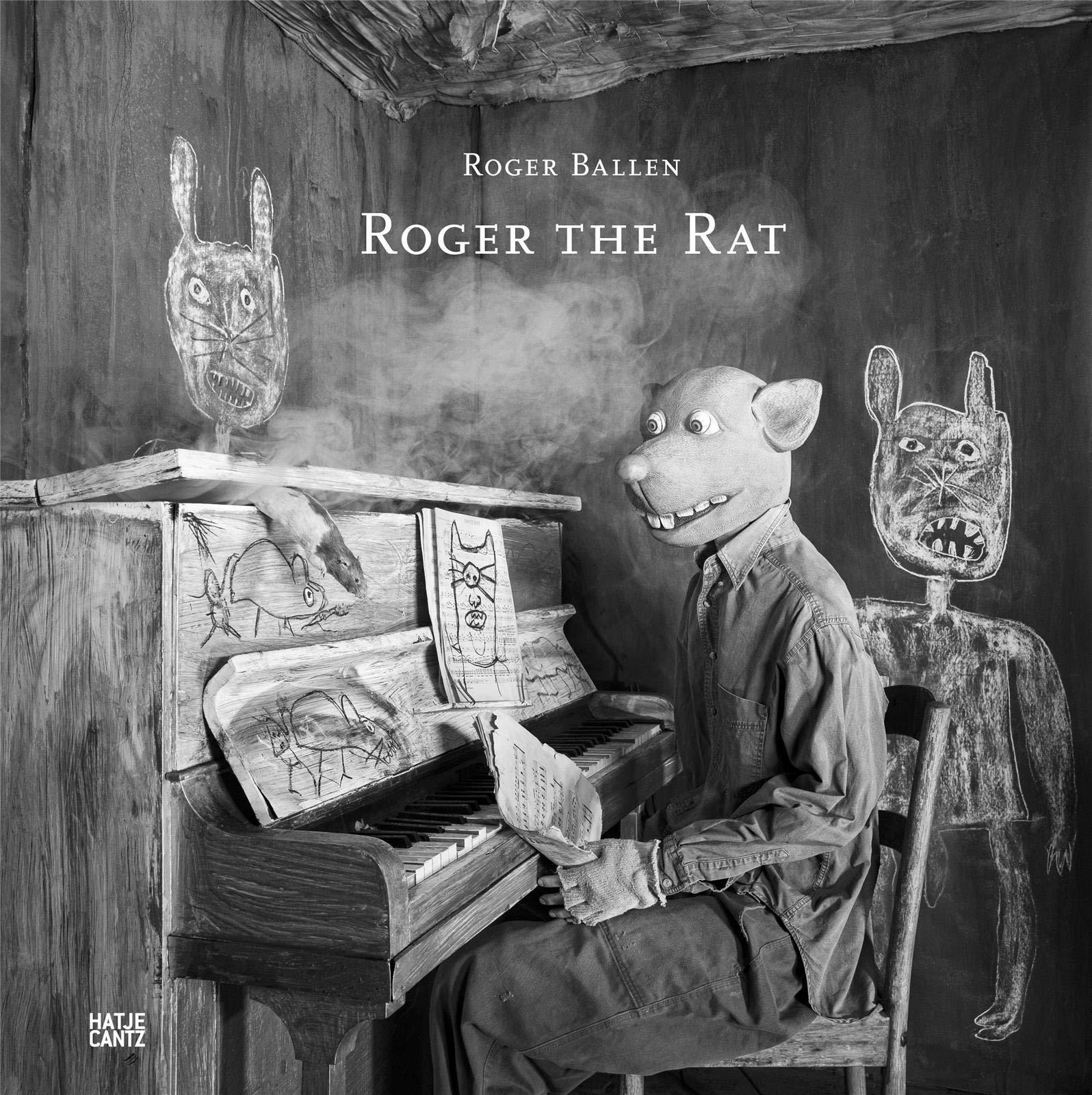 Roger Ballen: Roger the Rat: Amazon.es: Roger Ballen, Nadine ...