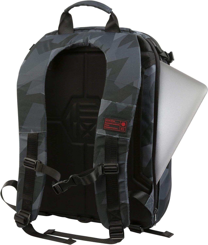 Black HEX Ranger Clamshell Backpack