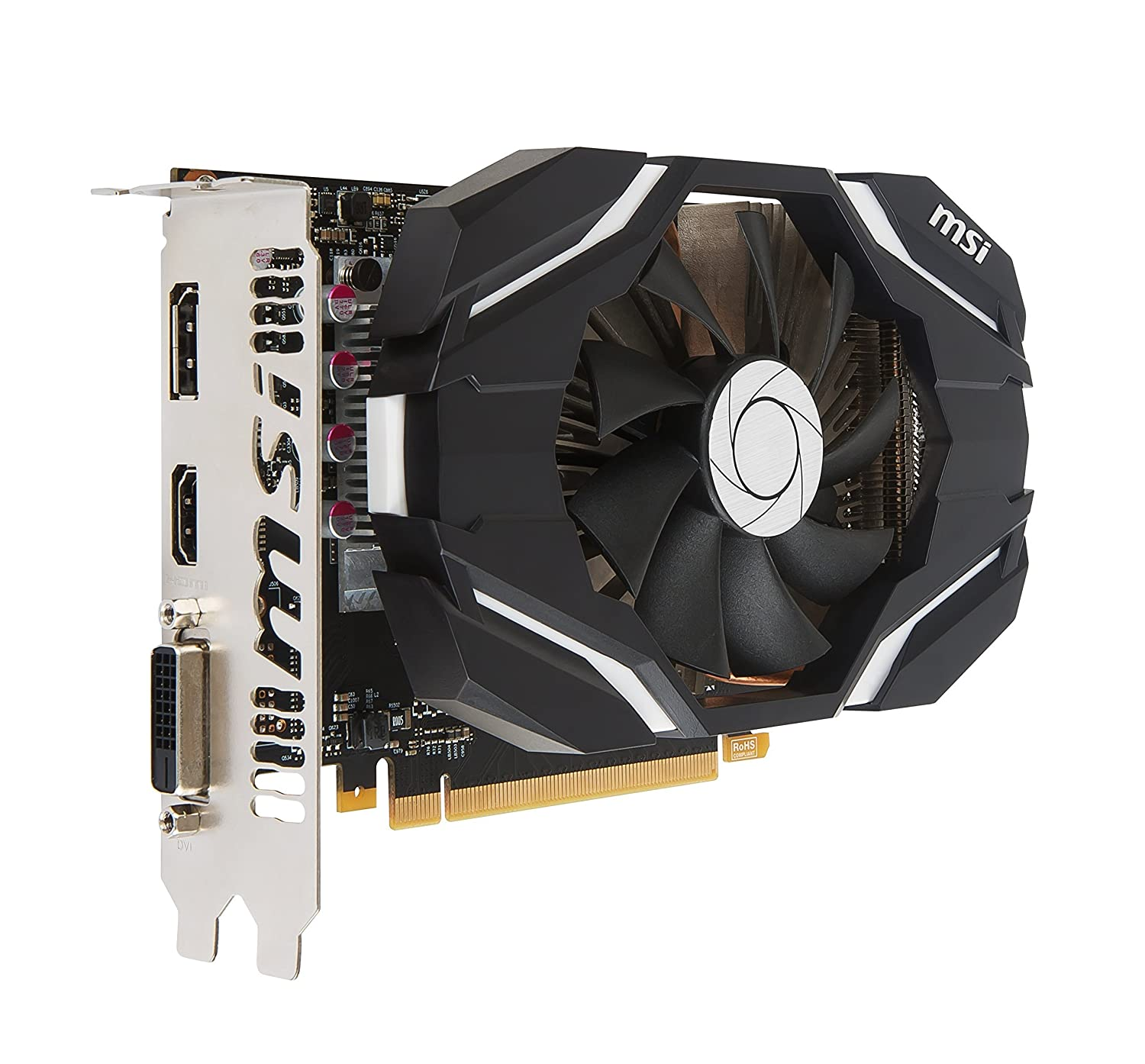 Amazon.com: MSI Video Card Graphic Cards G1060GX6SC tarjeta ...
