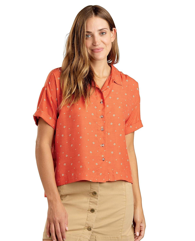 Toad/&Co Womens Hillrose Short Sleeve Shirt