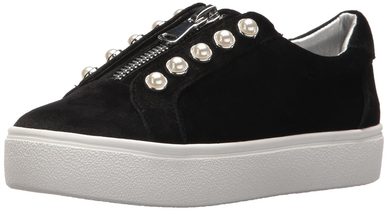Steve Madden Women's Lynn Sneaker B076T8J5CH 7.5 B(M) US|Black