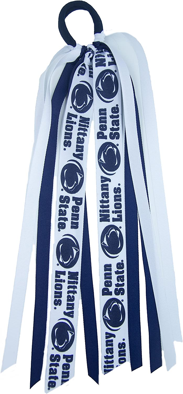 Navy Divine Creations NCAA Penn State Nittany Lions Fan Tails One Size