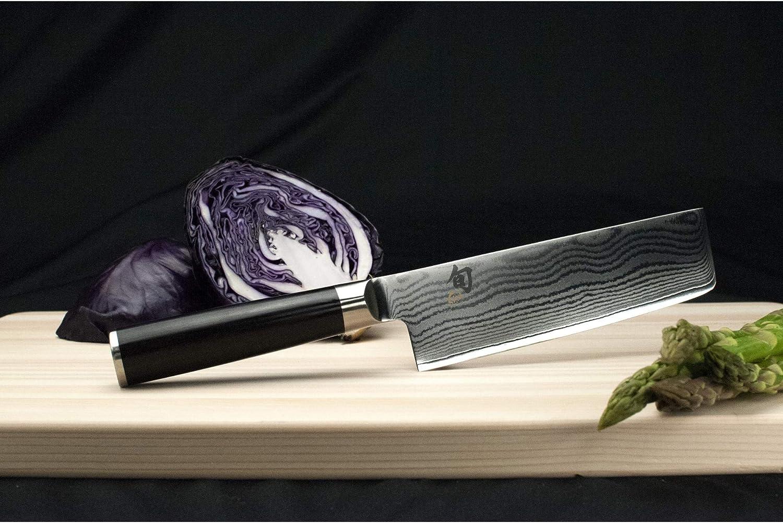 Shun knife design