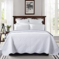AYASW Summer Quilt/Blanket,Pinsonic QuiltingBedspread Coverlet Reversible The Copper Pattern