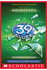 The 39 Clues #2: One False Note Kindle Edition