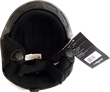 56-59cm M//L Head Unisex 3247-65 Skihelm Performance Icon black Gr