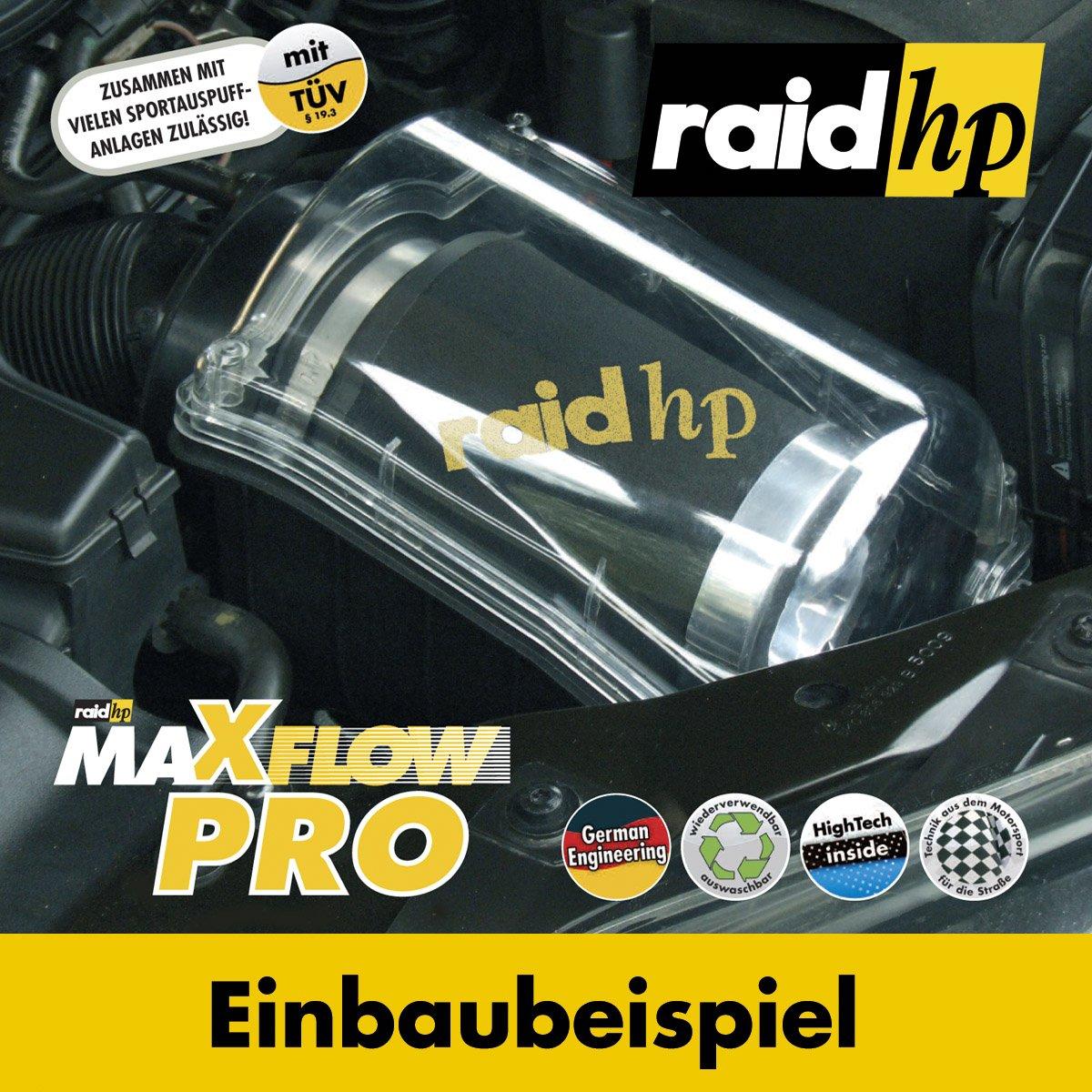 Raid HP 521310 Sportluftfilter Maxflow Pro
