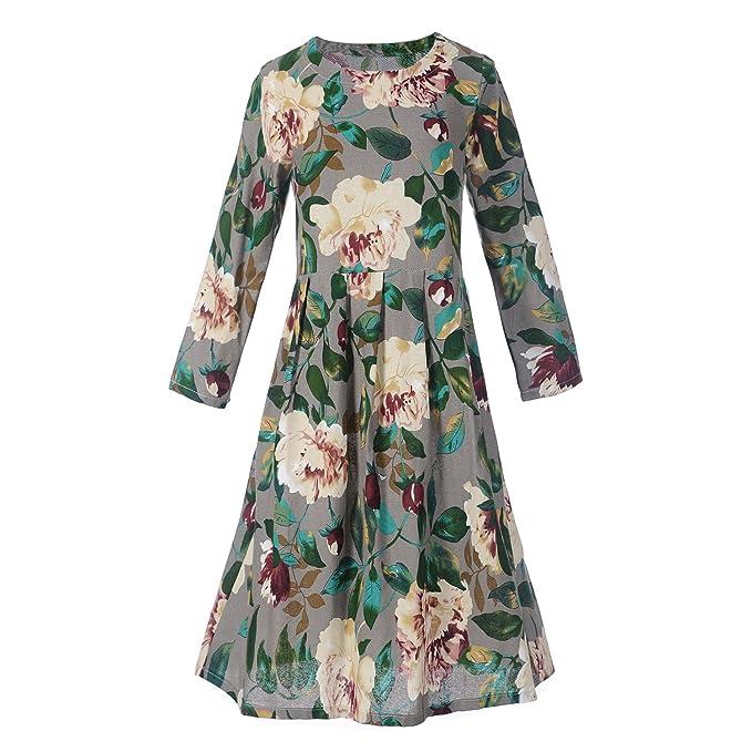ZAMME Vestido suelto de lino de algodón de la vendimia de las mujeres Vestidos Vestidos Vestidos