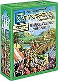 Carcassonne Expansion 8: Bridges, Castles, and Bazaars