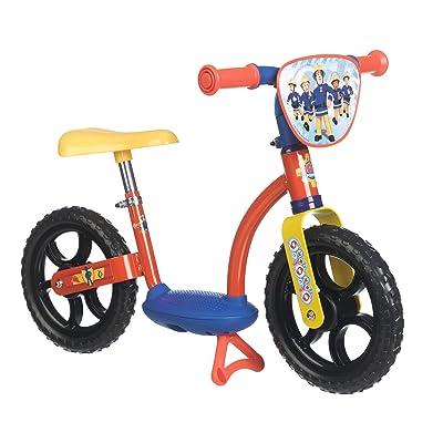 Smoby LOOPFIETS BRANDWEERMAN S: Toys & Games