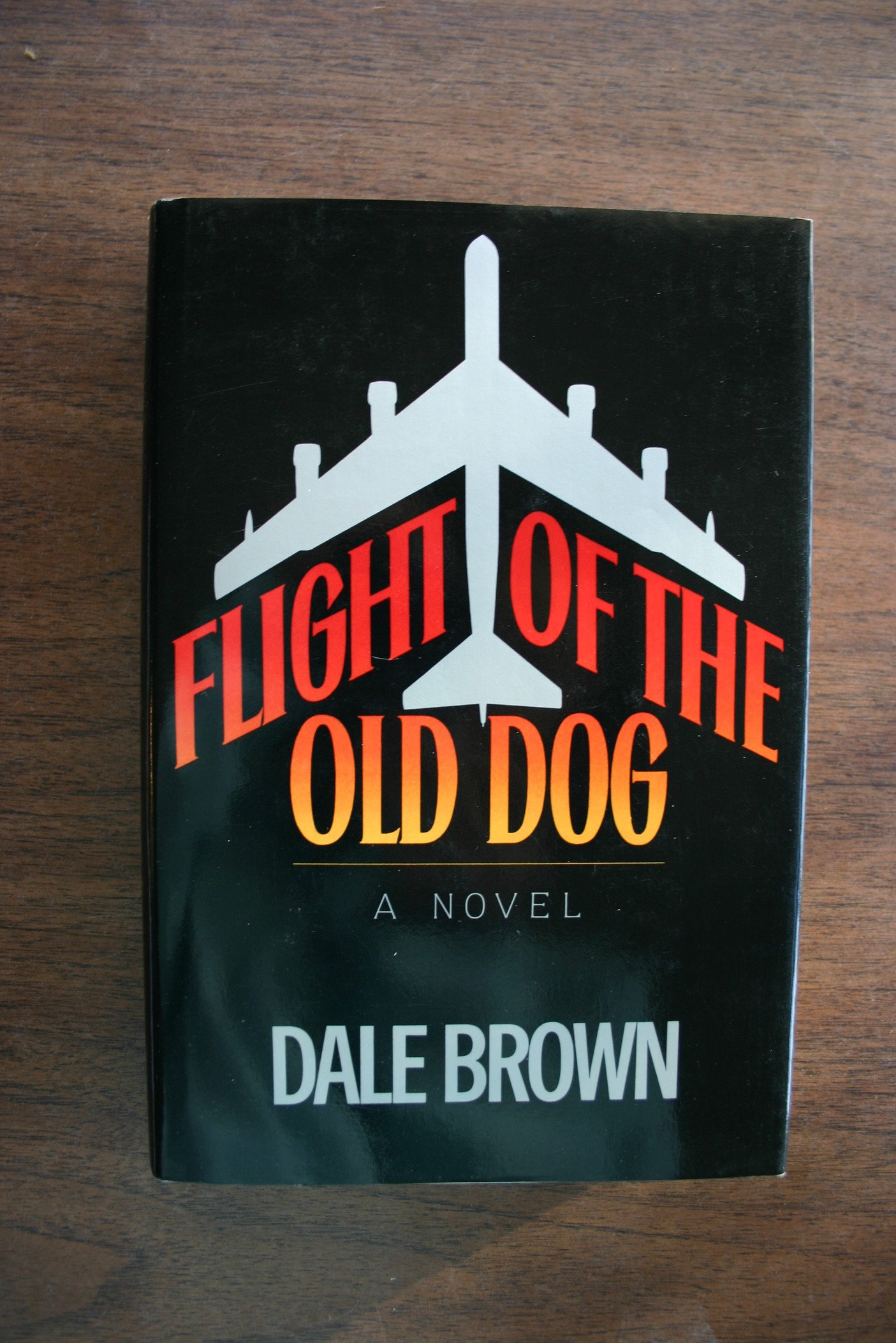 Amazon.com: Flight of the Old Dog (9781556110344): Brown, Dale: Books