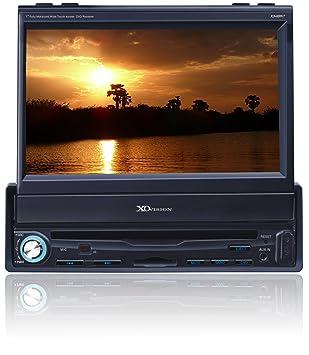 amazon com xo vision x348nt 7 inch in dash wide tocuh screen manual xo user vision xod1750nav xo vision x348nt 7 inch in dash wide tocuh screen motorized dvd reeiver