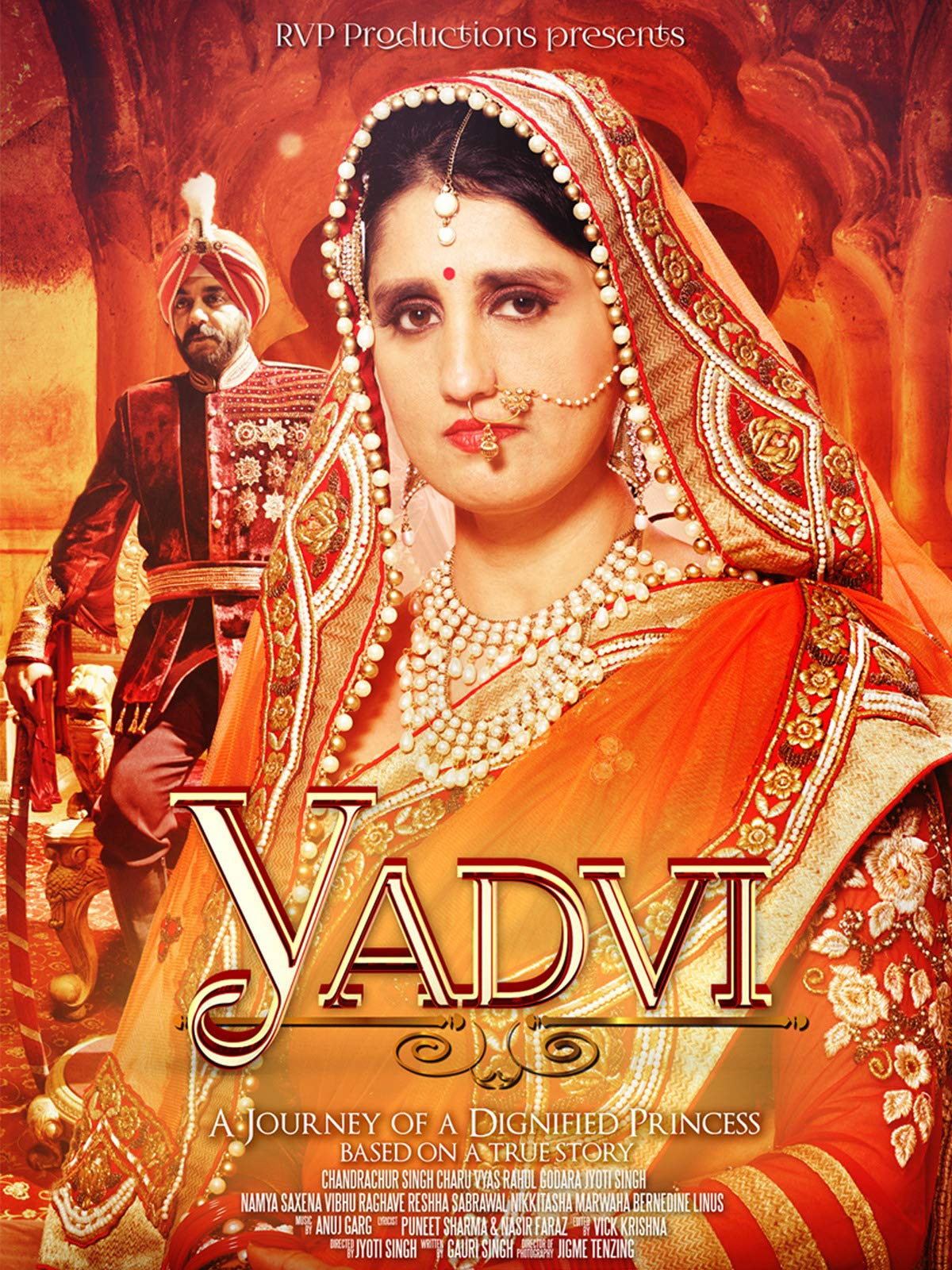 Yadvi - The Dignified Princess on Amazon Prime Video UK