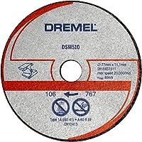 Dremel DSM510 - Discos de corte abrasivo, juego