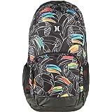 Hurley Renegade II Printed Backpack Mens Black Exotic Floral