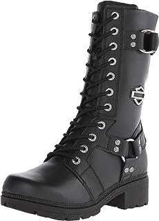 Amazon.com | Harley-Davidson Wo's Jill Boot | Knee-High