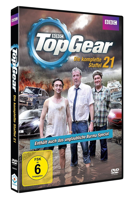 Top Gear Season 21 2 Dvds Amazonde Jeremy Clarkson