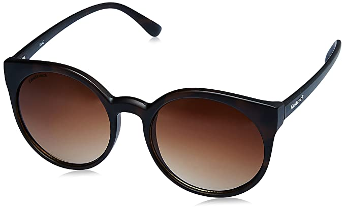 e7c33558acf3 Image Unavailable. Image not available for. Colour  Fastrack UV Protected  Round Girls Sunglasses ...