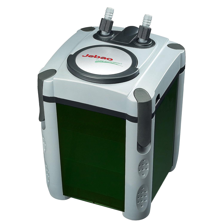 Jebao aquarium external fish tank filter review - Jebao One Touch External Fish Tank Canister Aquarium Filter System 15w 650 Lph Amazon Co Uk Pet Supplies