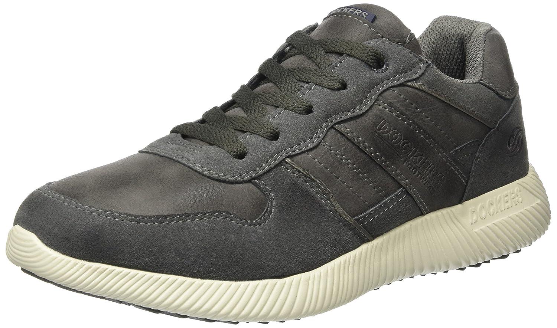 Dockers by Gerli Herren 41sn001-777200 Sneaker  43 EU|Grau (Grau)