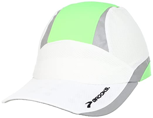 Brooks Nightlife - Gorra (Tejido de Malla) Verde Verde: Amazon.es ...