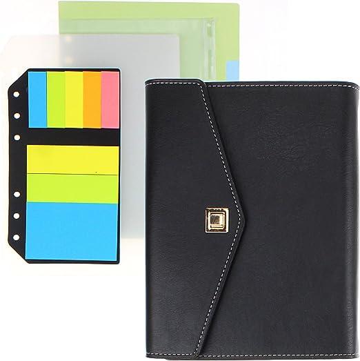 SynLiZy A5 Agenda Organizadore personale Planificadore Cuaderno ...