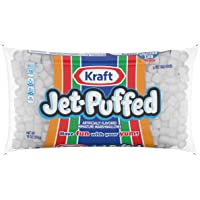 Jet Puffed Mini Marshmallows, 10.0-Ounce Bag by Jet-Puffed