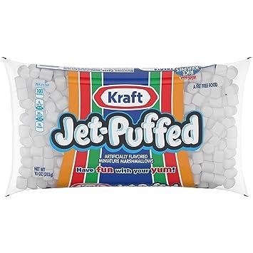Jet Puffed Mini Marshmallows (10 oz Bag)