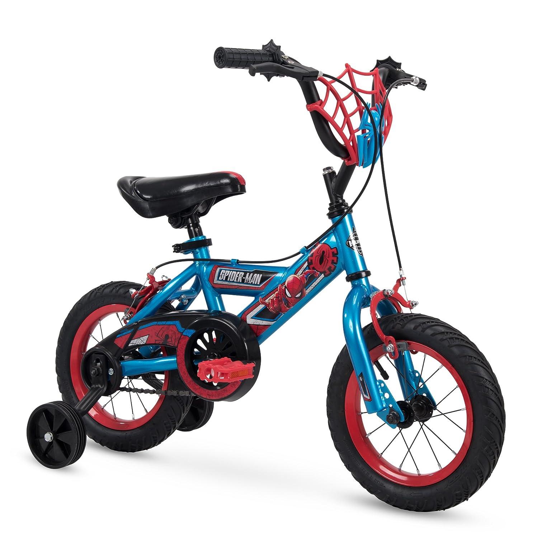 DROPSHIP Huffy 16 /& 12 Marvel Spider-Man Boys Bike w//Training Wheels The Huffy Bicycle Company